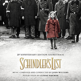 John Williams - Schindler's List: 25th Anniversary Soundtrack