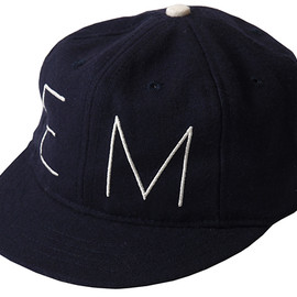 ENDS and MEANS - EM Base ball Cap