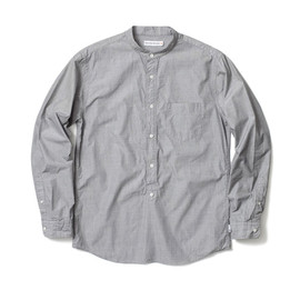 HEAD PORTER PLUS - PULLOVER SHIRT