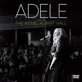 Adele - Live at the Royal Albert Hall [DVD] [Import]