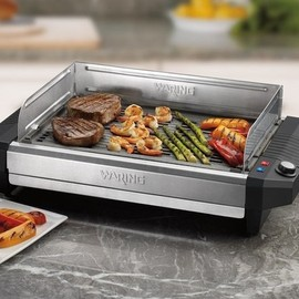 Waring Pro - Cast-Iron Grill
