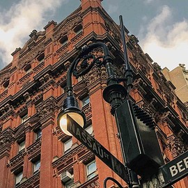 Lower, Manhattan, NY - The Beekman by Thompson Hotels