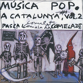 PASCAL COMELADE - MUSICA POP A CATALUNYA, vol.2