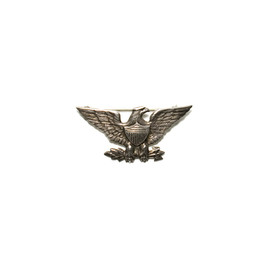 Tiffany & Co. - WW1 US ARMY COLONEL EAGLE BADGE by TIFFANY &CO