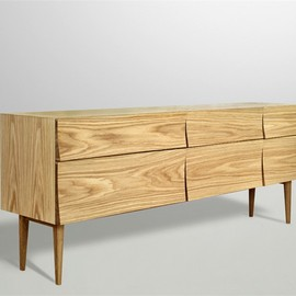 muuto - Wooden Sideboard REFLECT