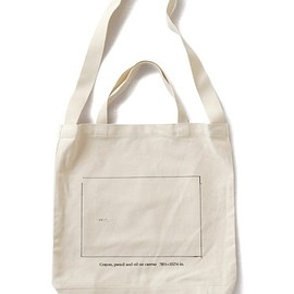 TACOMA FUJI RECORDS - Canvas Tote bag (natural)