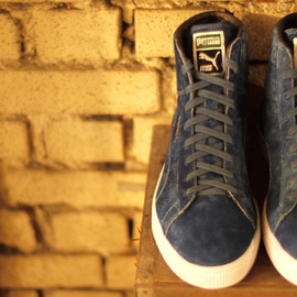 PUMA - mita sneakers x Puma PUMA SUEDE MID MITA 「LIMITED EDITION for The LIST」