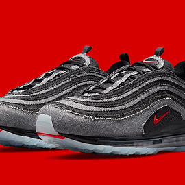 NIKE - Air Max 97 - Dark Smoke Grey/Vast Grey