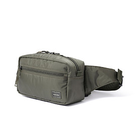 "HEAD PORTER - ""OLIVE DRAB"" WAIST BAG"