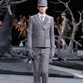 THOM BROWNE. NEW YORK - 2014-2015 Fall/Winter Men's Collection|2014-15年秋冬メンズコレクション Photo: Dan and Corina Lecca