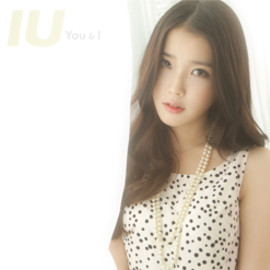 IU - You & I(Japanese Version) 通常盤