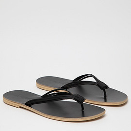 Acne - Infra Leather Sandal