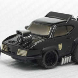 チョロQ - MAD MAX Interceptor2 Hand Made Model Kit
