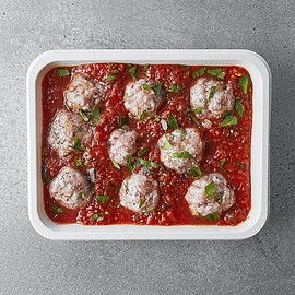 Farm drop - Pork & Fennel Meatballs