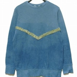 DIGAWEL - INDIGO DYE SWEAT