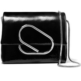 3.1 Phillip Lim - Alix micro patent-leather shoulder bag