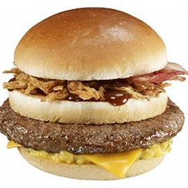 McDonald's - TEXAS BURGER