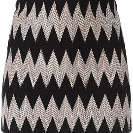 Missoni - fitted knit skirt