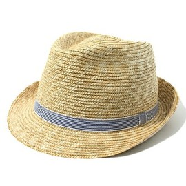 SHIPS - GRILLO:ストローハット / Straw hat by GRILLO