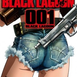 広江礼威 - BLACK LAGOON blu-ray