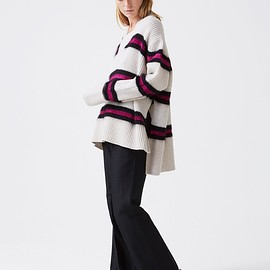 Hope STHLM - Moon Sweater - Stripe - SALE Women - Hope STHLM