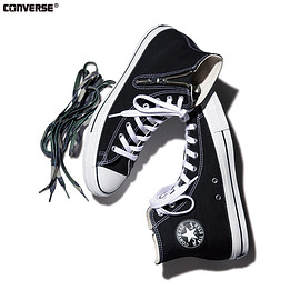 SOPHNET., CONVERSE - CONVERSE® ALLSTAR HI ZIP UP (With Camo Shoe Lace)