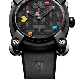 Romain Jerome - pac-man watch
