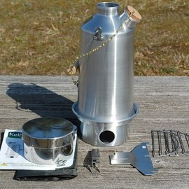 kelly kettle - ケリーケトル ベースキャンプ Kelly Kettle Base Camp 1.6L コンプリートキット