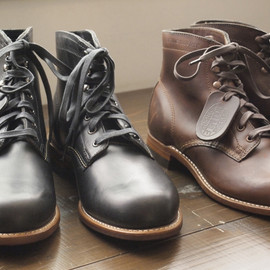 WOLVERINE - 1000 MILE BOOT♯W05300 / ♯053001