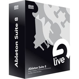 Ableton - LIVE Suite 8