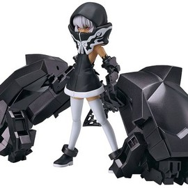 Max Factory - figma TV ANIMATION BLACK ROCK SHOOTER ストレングス TV ANIMATION ver. (ノンスケール ABS&PVC 塗装済み可動フィギュア)