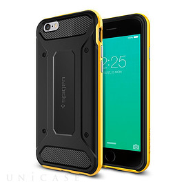 spigen - iPhone 6s/6 Case Neo Hybrid CARBON Reventon Yellow