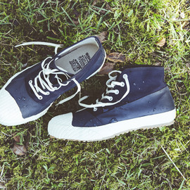 STUSSY Livin' GENERAL STORE GS Rain Shoes by Moonstar