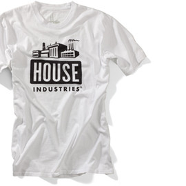 House Industries - Factory Logo T-Shirt
