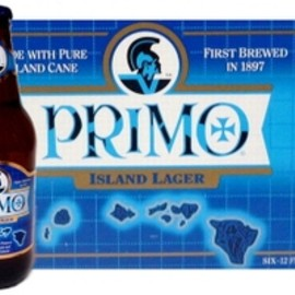 PRIMO - ISLAND LAGER