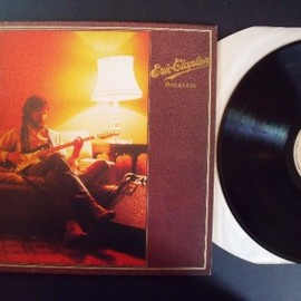 ERIC CLAPTON - BACKLESS (Record: RSO RSD5001 U.K.orig.)