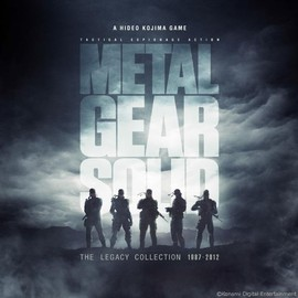 KONAMI - METAL GEAR SOLID THE LEGACY COLLECTION