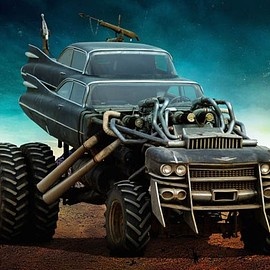 MADMAX FURYROAD - THE GIGAHORSE