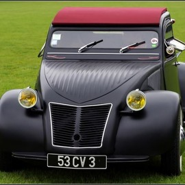 Citroën - Citroen 2CV custom