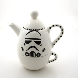 Star Wars - Storm Trooper Teapot