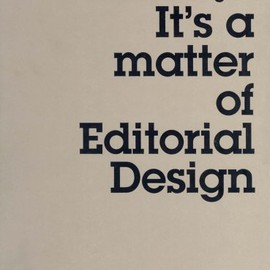 Victionary - It's A Matter of Editorial Design