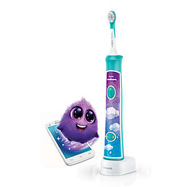 Philips - Philips Sonicare For Kids 充電式電動歯ブラシ HX6341/03