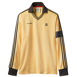 wales bonner - Wales Bonner for Adidas Originals LS Football Jersey, about £95