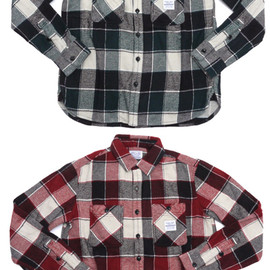 NEIGHBORHOOD - LUMBERS/C-SHIRT.LS(長袖シャツ)216-001066-043-【新品】【smtb-TD】【yokohama】