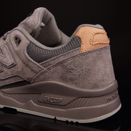 New Balance - M530SGY - Grey Suede