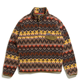 Patagonia - Men's Lightweight Synchilla® Snap T Pullover-CBLB