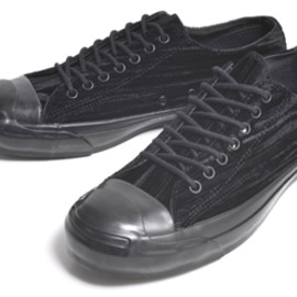CONVERSE - JACK PURCELL VELUDO BLACK
