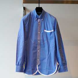 COMME des GARÇONS JUNYA WATANABE MAN - COTTON BRUSH MARK SHIRT