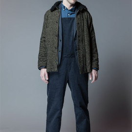 COMMONO reproducts - 2013 A/W coat