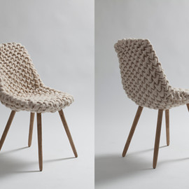 HANS Sapperlot - SMOK chair